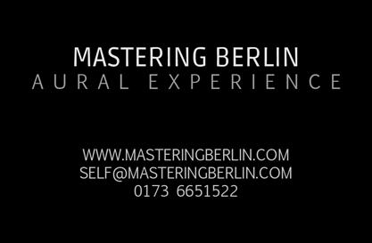 Mastering Berlin Kontakt
