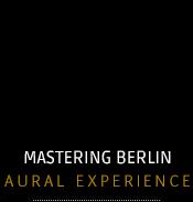 Mastering Berlin Tonstudio